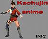 Kachujin anime