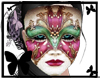 *venise mask female*