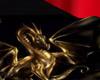 Golde Dragon Room
