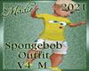 SpongeBob Outfit M V4