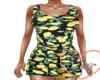 Lemon Short Dress