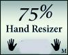 Avatar Hands Resizer  75