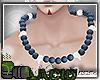 Demon Beads Blue
