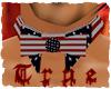 {TRUE) American Flag Nec