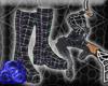 Dark Spidey Boots!!