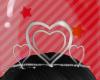 Heart Tiara v2 Silver