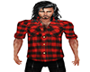 ~N~ Red Flannel Shirt