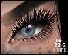 ☬ Eyes - Fierce Blue