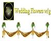 Wedding Flowers w/g