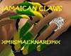 JAMAICAN FLAG CLAWS