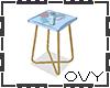 CARTOON-ISH SMALL TABLE