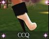 [C] Kim Fur Shoes