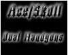Ace Skull Handgun