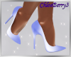Tina Heels Soft Blue
