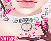 Kendra Collar White