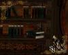 Wanderlust Bookshelf Two