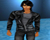 Sexy Leather Jacket