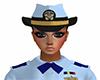 Female Navy Hat