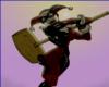 Harley Quinn Malk Hammer