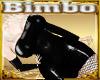 Bimbo Black Pvc Mesh