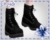 Military Lolita Boots