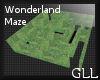 GLL Wonderland Maze