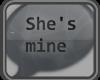 [H] She's mine