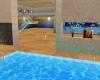 Aquatic Room w pool
