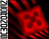 Pin Stripe Red 5