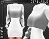 0 | Crop Sweater Dress