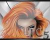 Witch orange hair