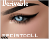 🎀 Derive Female eyes