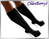 Circus Ringleader Boots