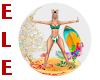 BEACH BUBBLE XMAS