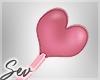 *S Valentine Demon Tail