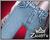 Vintage Simple Jeans