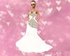 White Wedding Jeweled