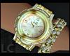LC Gold Diamond Watch L