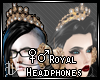 ♀♂ Royal Headphones