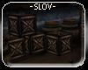 -Die- D hall crates
