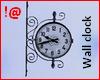 !@ Wall clock