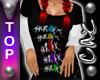 |CAZ| Band Shirt Skrille