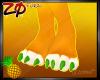 Ananas | Feet