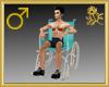 Wheelchair-bound Avatar