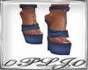 Jeans Heels