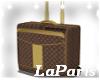 (LA) LV Suitcase