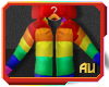 Rainbow Puffer