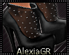 [A] Hellia Black Heels