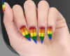 .LGBT. nails