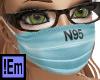 !Em N95 Surgical Mask F